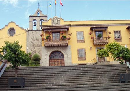 Ayuntamiento Icod de los Vinos, Teneriffa