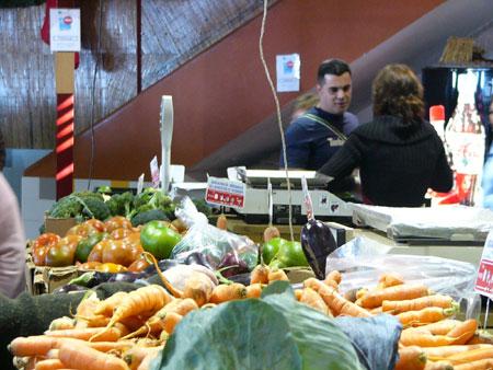 Bauernmarkt Tacoronte