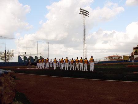 Beisbol Teneriffa