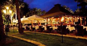 Hotel Botanico Garten