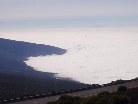 Ewige Wolken, Panza de Burro - Teneriffa