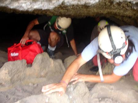 Höhle San Marcos