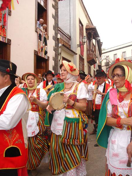 Folklore Teneriffa