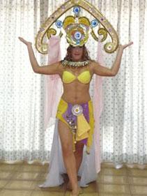 Ägyptisches Kostüm