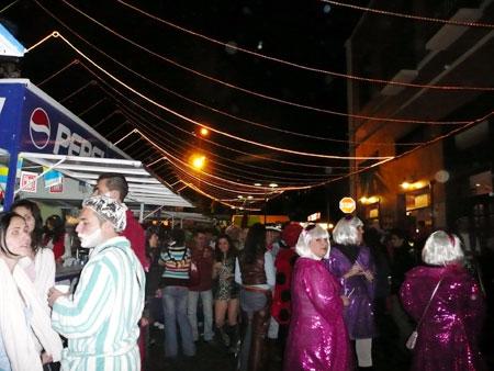 Karneval Feier