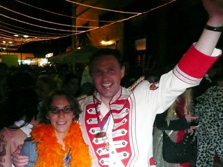 Kanarischer Karneval - Düsseldorf auf Teneriffa