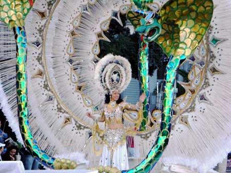 Karnevalskönigin