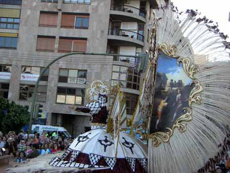 Karnevalswagen Santa Cruz