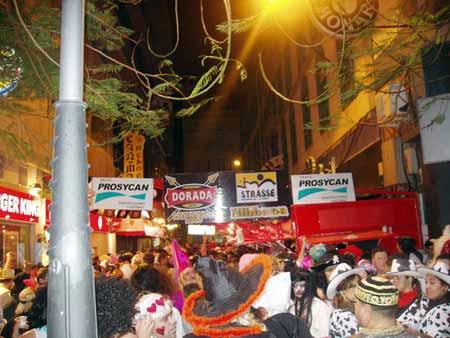 Strassenkarneval Santa Cruz