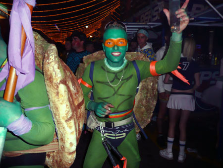 Karneval Kanarische Inseln