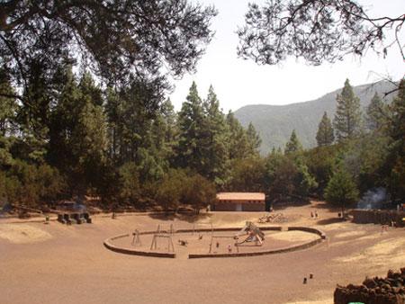 La Caldera Erholungspark