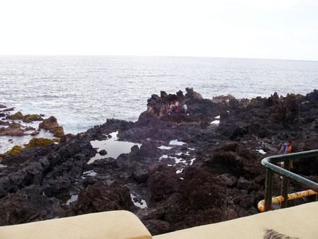 Meer in Punta Brava
