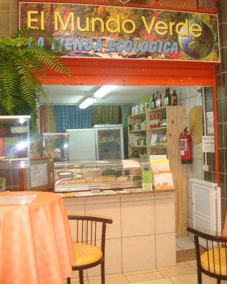 Shop für ökologische Produkte und Lebensmittel