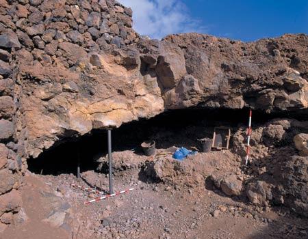 Cueva-Chacona