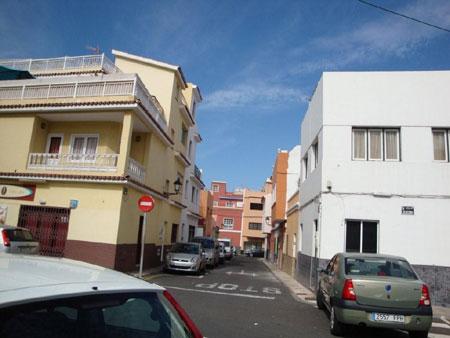 Dorfstrasse Punta Brava
