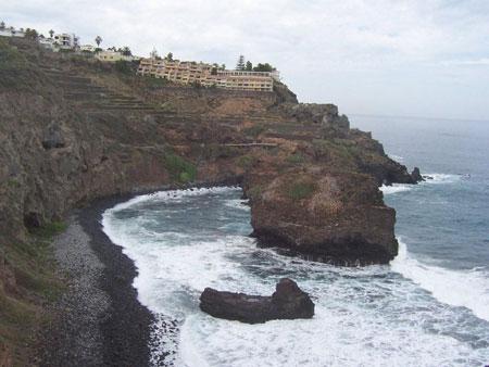 Strand Playa de Los Roques