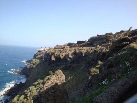 Bizarre Felsen - Landschaft
