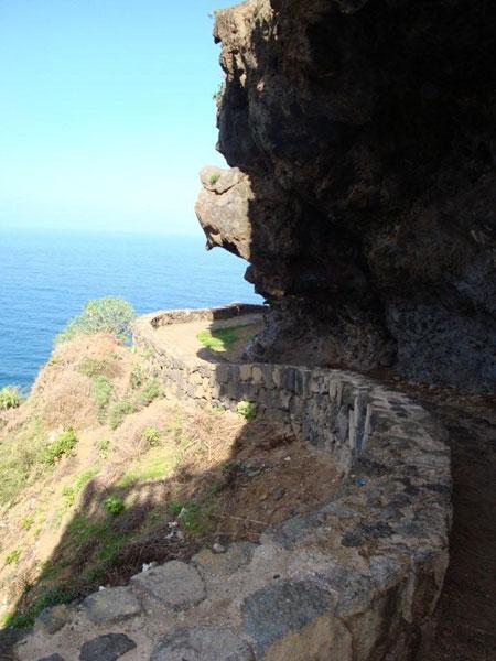 Imposanter Küstenwanderweg