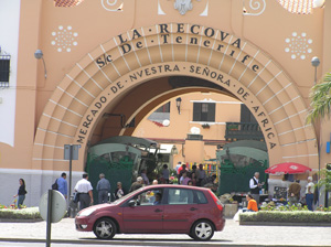 Mercado in Santa Cruz