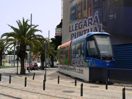 Strassenbahn - Tranvía Tenerife