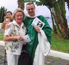 Bertram Bolz, katholischer Touristen- und Residentenseelsorger