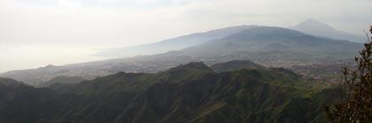 Südküste vom Pico del Ingles, Teneriffa