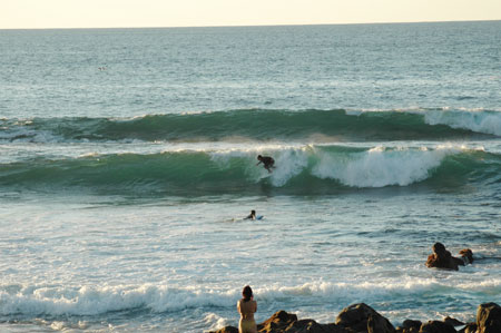 Surfen in Puerto de la Cruz