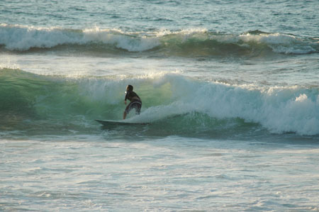 Surfen Puerto de la Cruz