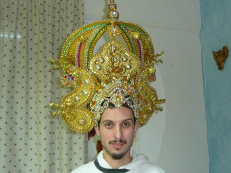 Kopfbedeckung Karneval