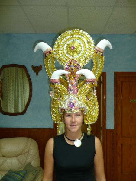 Kopfschmuck Karneval