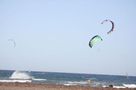 Windsurf auf Teneriffa