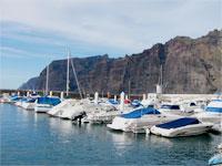Yachthäfen auf Teneriffa