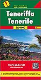 Teneriffa Autokarte