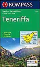 Kompass Karten Teneriffa