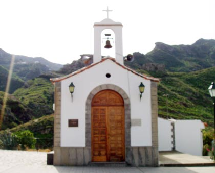 Kirche in Afur, Anaga Gebirge