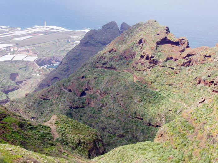 Wandern im Anaga-Gebirge - Teneriffa