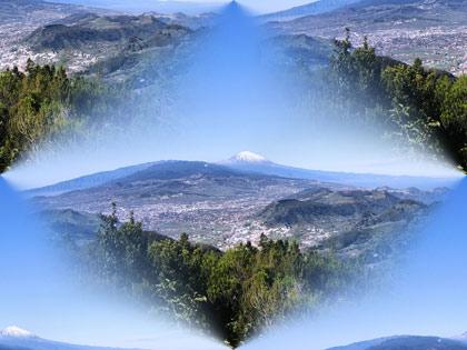 Foto aus Mirador Cruz del Carmen