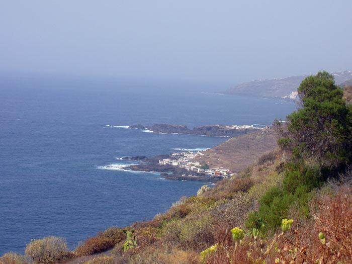Küste unten La Matanza de Acentejo