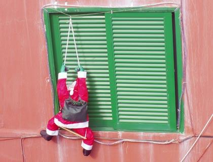 Weihnachtsmann Teneriffa