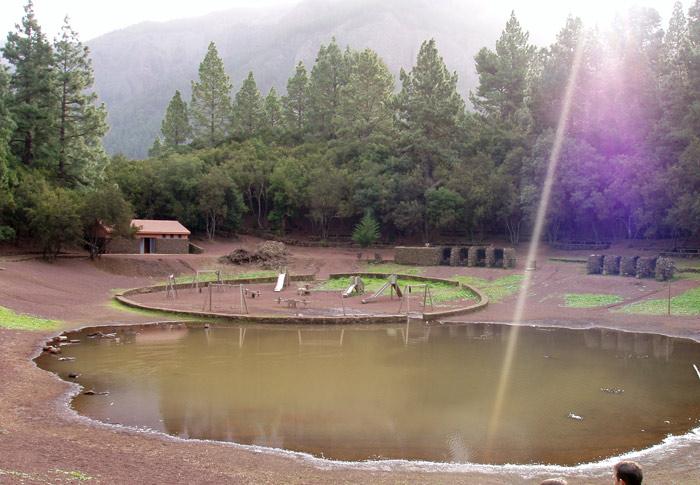 La Caldera, Orotavatal - Teneriffa