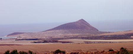 El Médano Landschaft