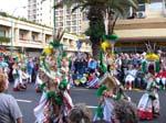 Karnevalsumzug Puerto de la Cruz 1