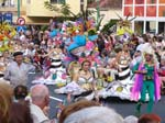 Karnevalsumzug Puerto de la Cruz 5
