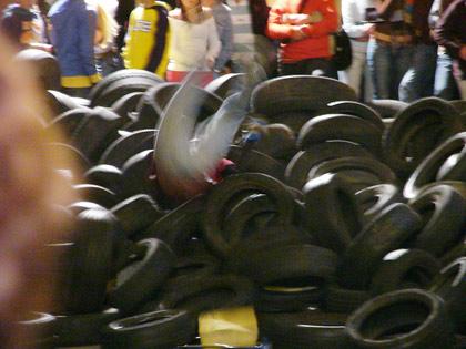 Auf die Reifen - Tabla Rennen, Icod de los Vinos