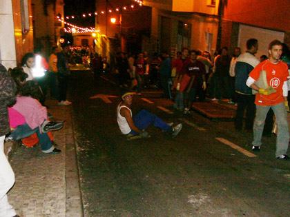 Tabla - Fiesta de San Andrés, Icod de los Vinos