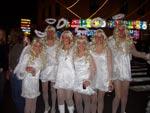 Angeln - Karneval in Plaza del Charco, Puerto de la Cruz - Teneriffa