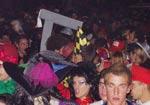 Laterne am Karneval in Plaza del Charco, Puerto de la Cruz - Teneriffa