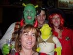 Schreck - Karneval in Plaza del Charco, Puerto de la Cruz - Teneriffa