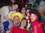 Wir am Karneval in Plaza del Charco, Puerto de la Cruz - Teneriffa