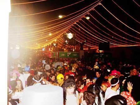 Karneval in Puerto de la Cruz - Teneriffa